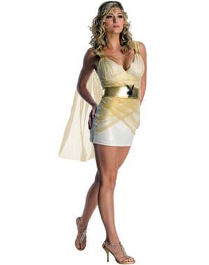 Fato de deusa Playboy para mulher