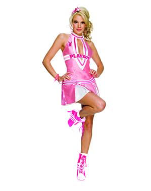Playboy cheerleader kostume til kvinder