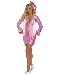 Disfraz de graduada Playboy para mujer