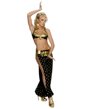 Playboy Haremsmädchen Kostüm für Damen