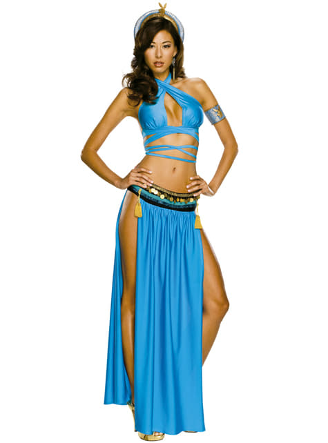 Playboy Cleopatra costume for a woman