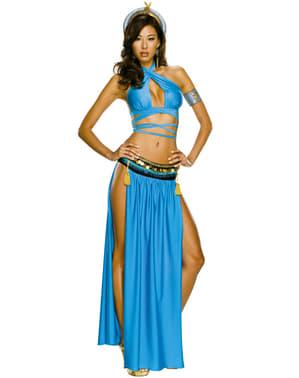 Fato de Cleópatra Playboy para mulher