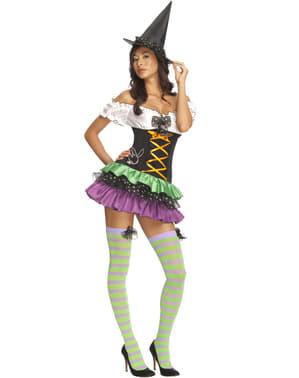 Dámský kostým sexy čarodějnice z Playboye