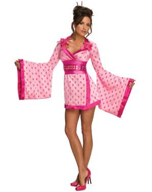 Geisha Playboy Kostuum voor vrouw