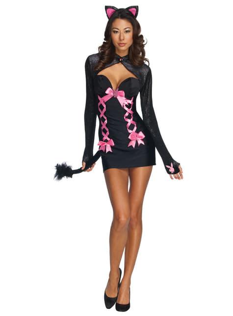 Disfraz de gata Playboy para mujer
