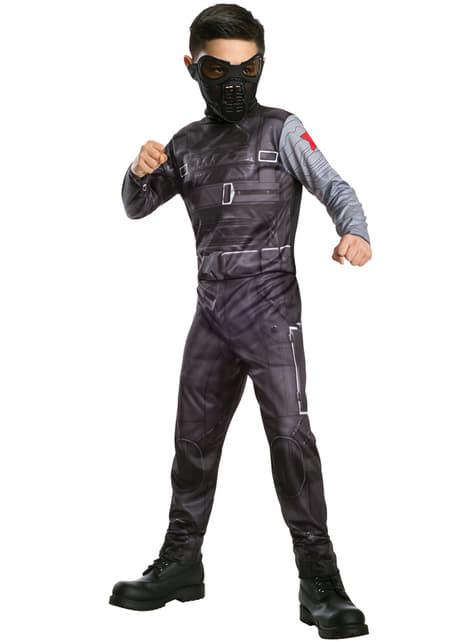Disfraz de Soldado de Invierno Capitán América: el Soldado de Invierno para niño