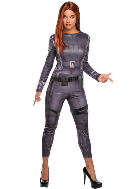 Disfraz de Viuda Negra Capitán América: el Soldado de Invierno para mujer