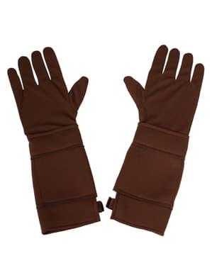 Handschoenen retro Captain America stealth:The Winter Soldier voor jongens
