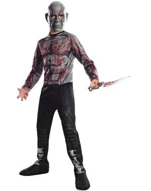 Costume da Drax il Distruttore Guardiani della Galassia bambino
