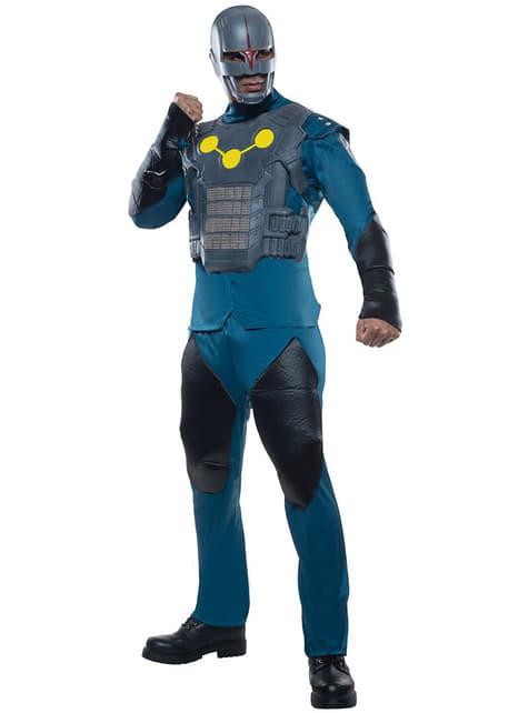 Disfraz de Cuerpo Nova Guardianes de la Galaxia para adulto