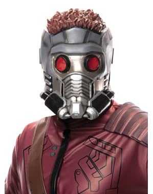 Máscara 3/4 Star-Lord Guardianes de la Galaxia para adulto