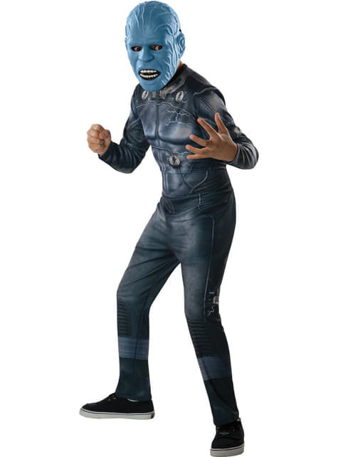 The Amazing Spiderman 2 Electro costume for Kids