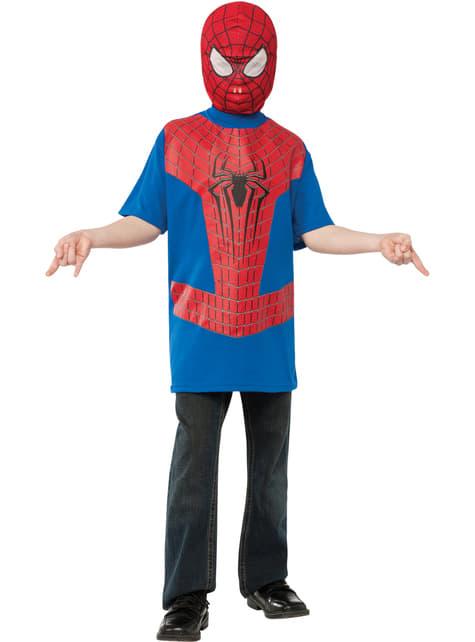 Spiderman Shirt für Jungen The Amazing Spiderman 2