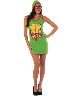 महिला राफेल किशोर उत्परिवर्ती निंजा कछुए पोशाक