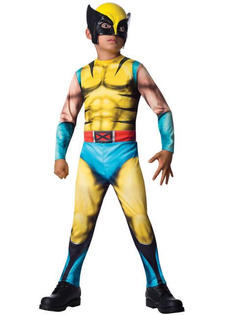Marvel Wolverine Maskeraddräkt Barn
