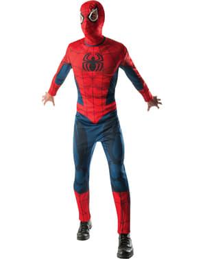 Fato de Spiderman Marvel para adulto