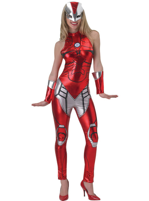 Marvel κοστούμι διάσωσης για μια γυναίκα