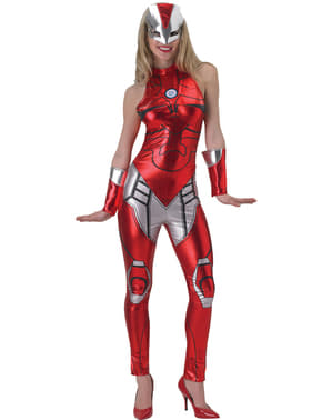Kostium Rescue Marvel damski