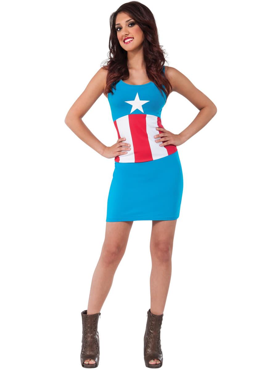Disfraces de Capitán América® para adulto | Funidelia
