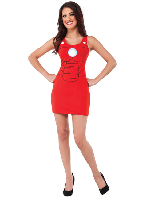 Marvel Rescue dress costume for a woman