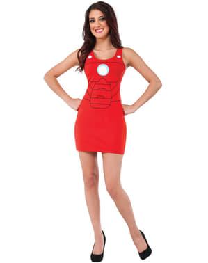 Sukienka kostium Rescue Marvel classic damski