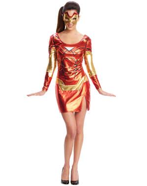 תחפושת שמלת הצלת מארוול עבור אישה