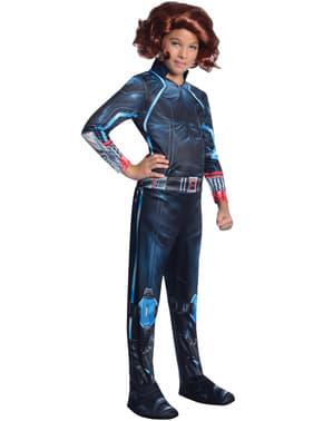 Avengers: Age of Ultron Black Widow Maskeraddräkt Barn