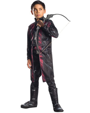 Avengers Age of Ultron deluxe Hawkeye costume for Kids