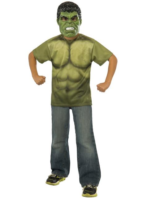 Avengers Age of Ultron Hulk costume kit for Kids