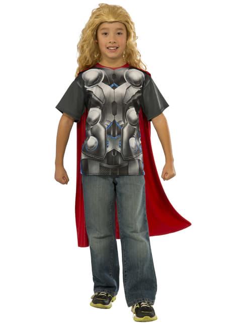 Kit costum Thor Avengers: Age of Ultron pentru băiat