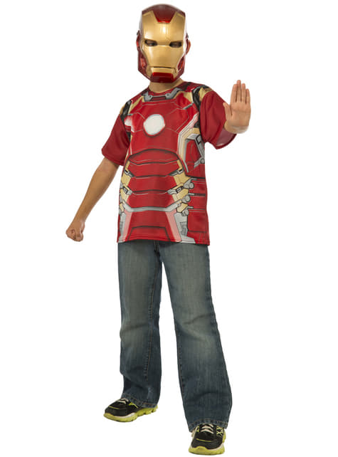 Avengers Age of Ultron Iron Man costume kit for Kids