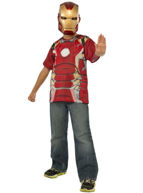 Avengers: Age of Ultron Iron Man Maskeradkit Barn