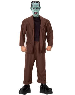 Disfraz de Herman Munster La familia Monster para hombre