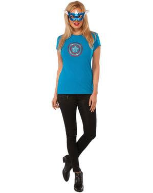 女性のためのマーベルアメリカンドリーム衣装キット