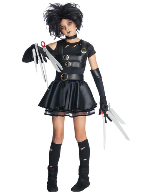 Teen Girls Miss Scissorhands Costume