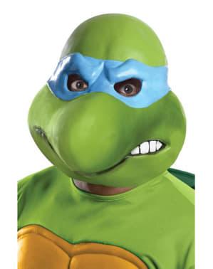 Maska Leonardo Żółwie Ninja dla dorosłych