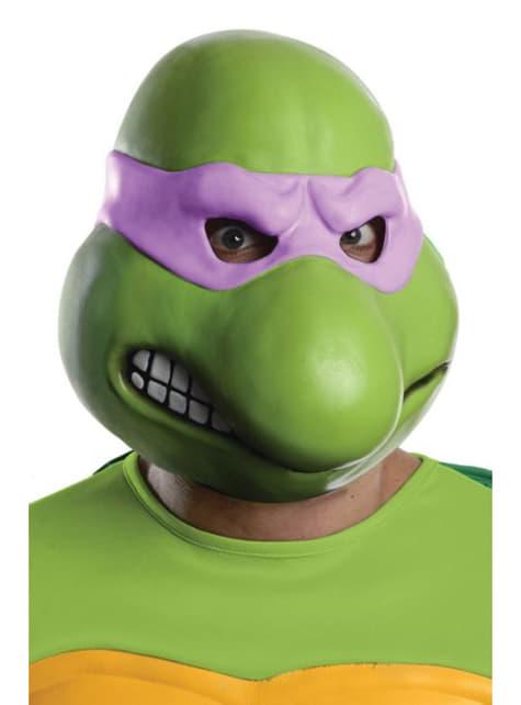 Máscara de Donatello Tartarugas Ninja para adulto