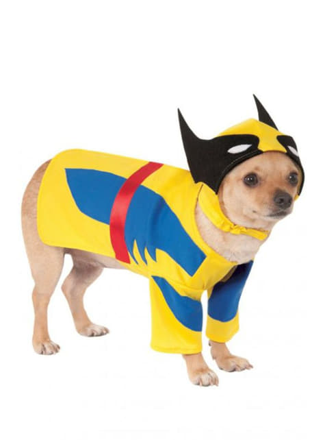 Dogs Wolverine Costume