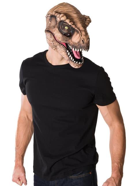 Ενήλικες Tyrannosaurus Rex Jurassic World Mask