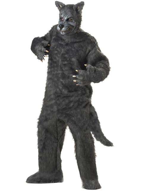 Strój wilkołak supreme męski