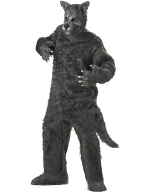 Mens Supreme Wolf Costume