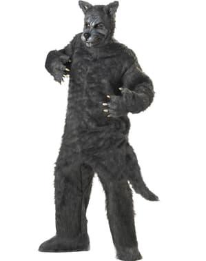 Луксозен мъжки костюм на вълк