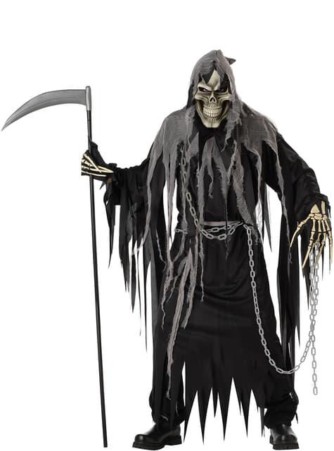 男性用冥界の死神衣装