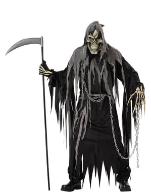Döden från dödsriket Maskeraddräkt Herr