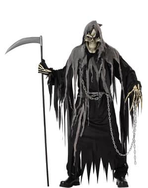 Pánsky kostým smrť z podsvetia