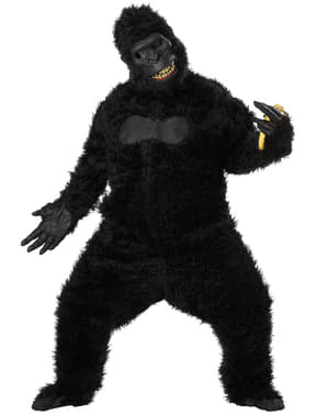 Ani-Motion Mask Ape Costume