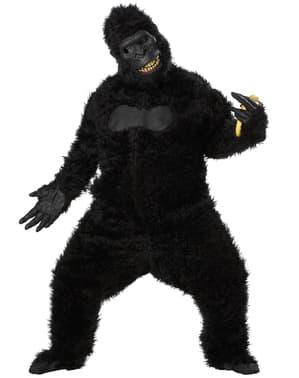 Gorilla ani-motion Kostuum voor mannen