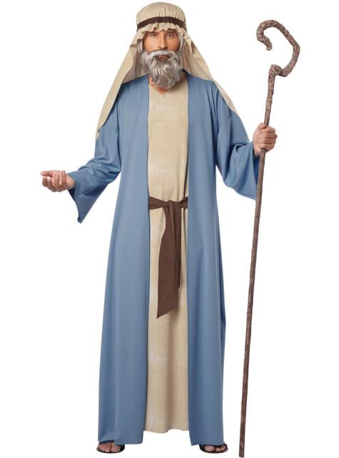 Fato de Noé / pastor para homem