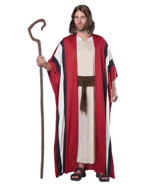 Fato de Moisés / pastor para homem