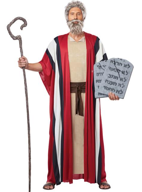 Disfraz de Moisés / pastor para hombre - hombre